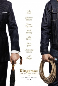 Kingsman: Kuldne ring